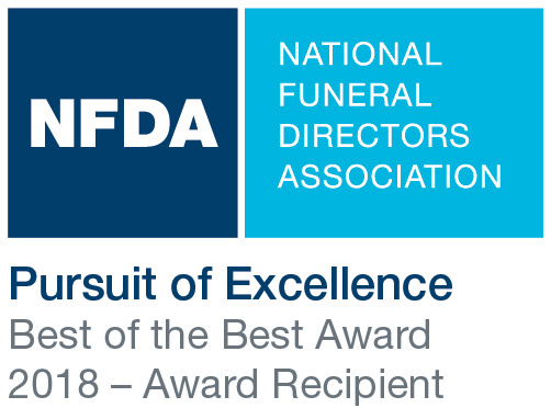 NFDA Best of the Best Award 2018
