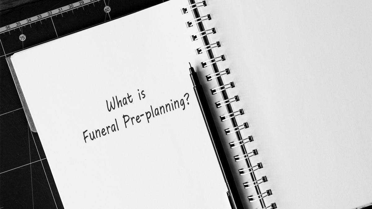 What is Funeral Pre-planning