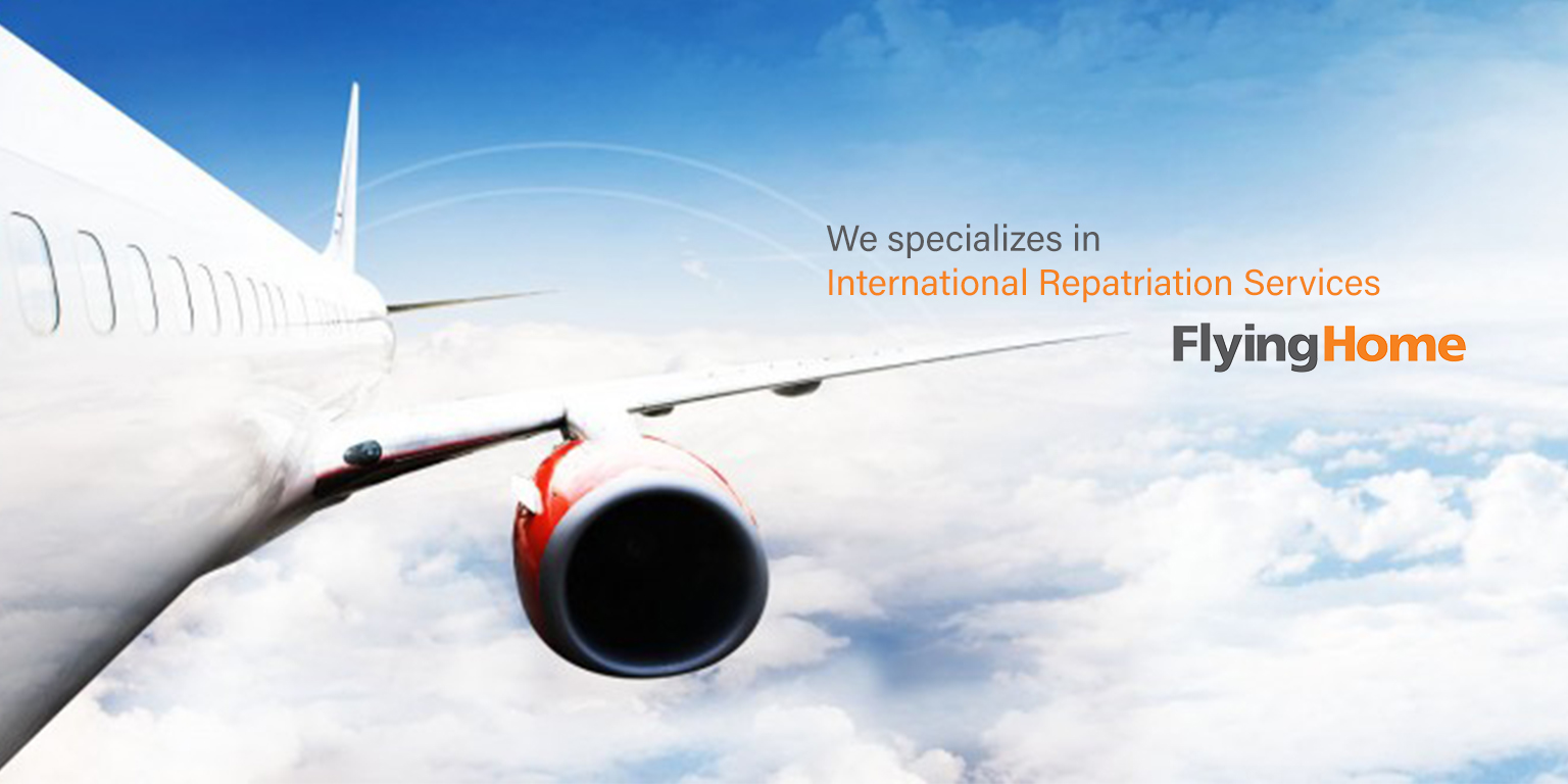 Flying Home - International Repatriation services